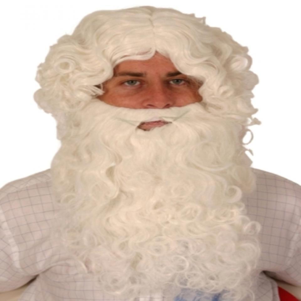 Santa Wigs/Beard