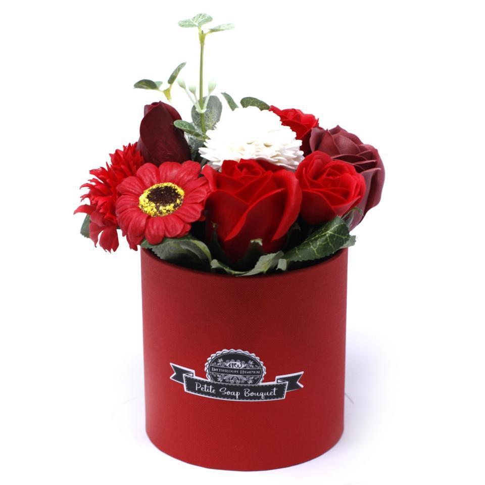 Soap Flower Bucket