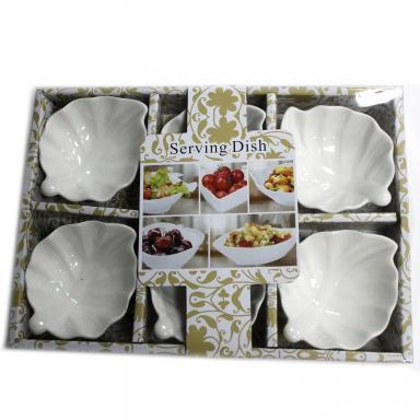 Ceramic Olive and Side Dish