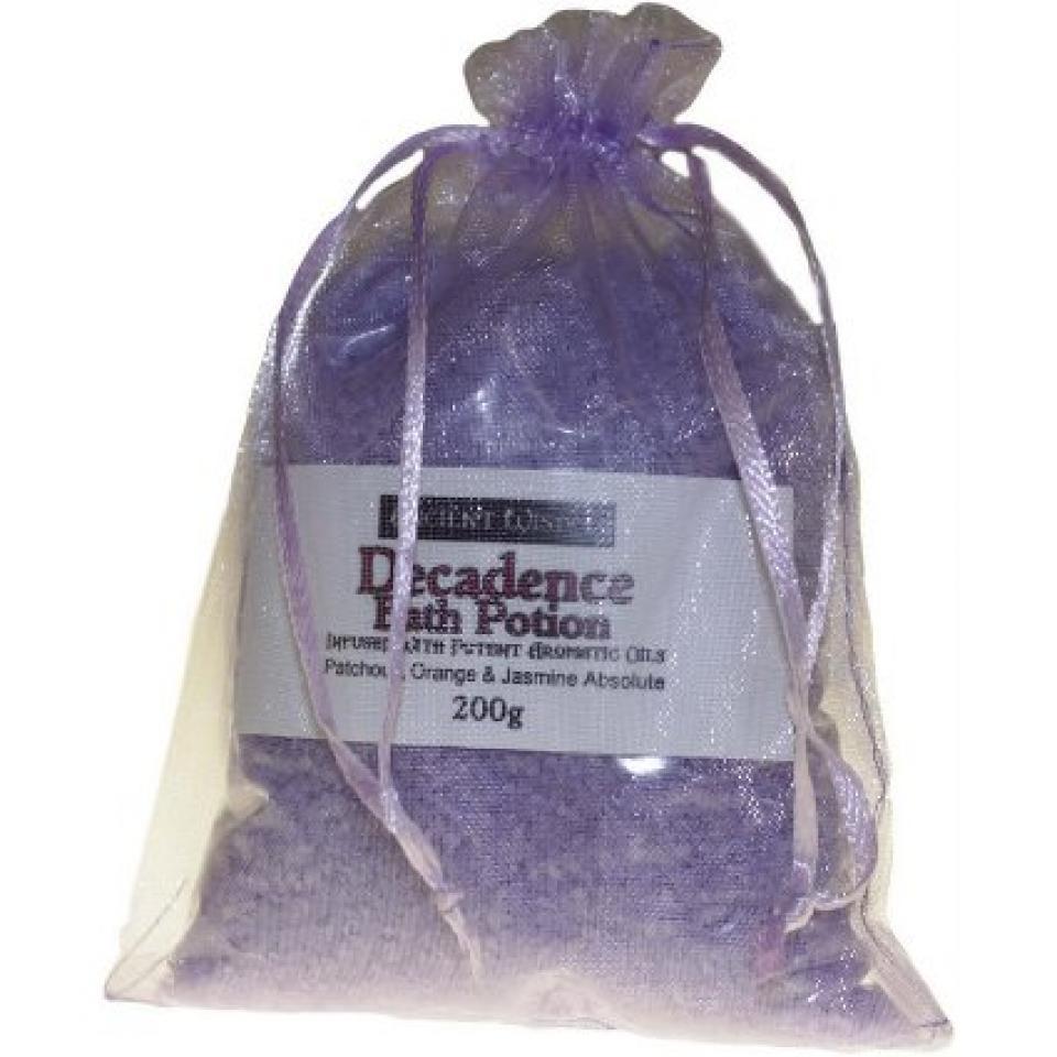 Aromatherapy Bath Potion