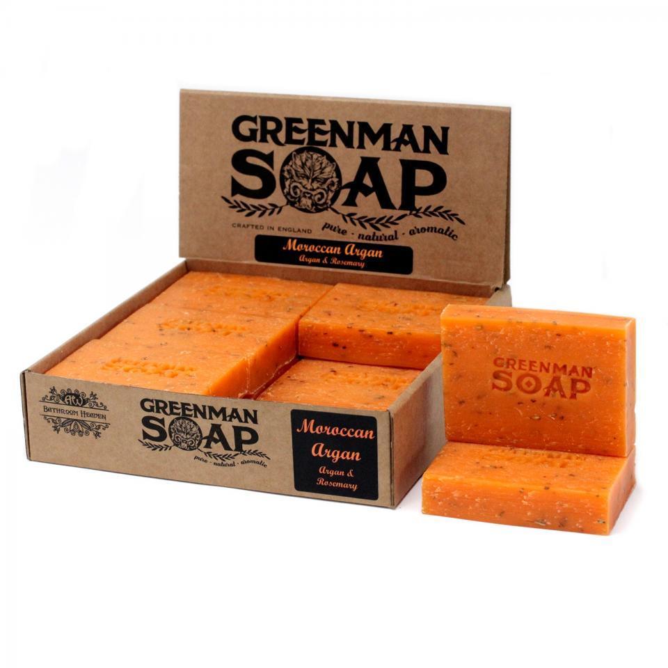Greenman Soap