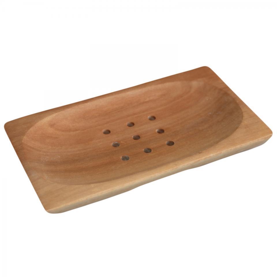 Mahogany Soap Dish