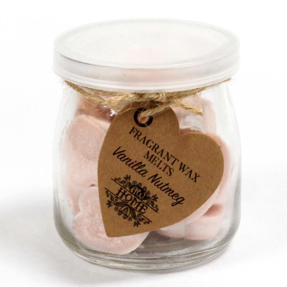 Soy-wax Fragrant Melts Jar