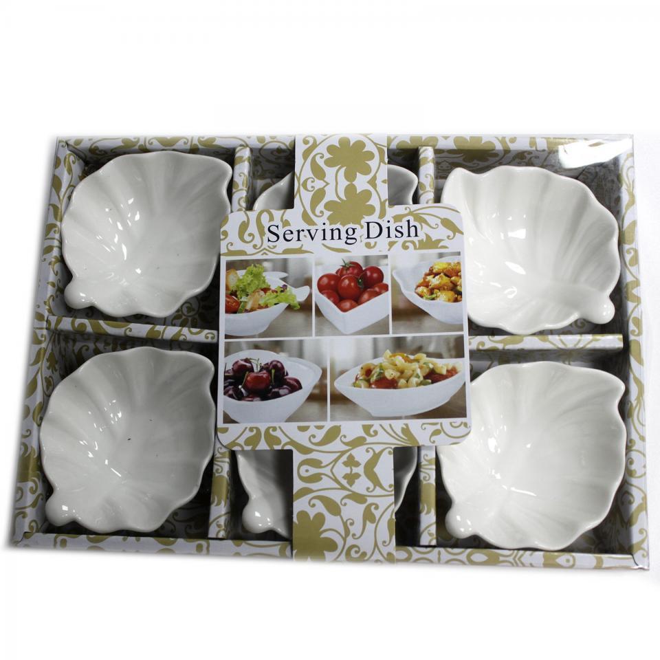Ceramic Olive And Side Dish Set