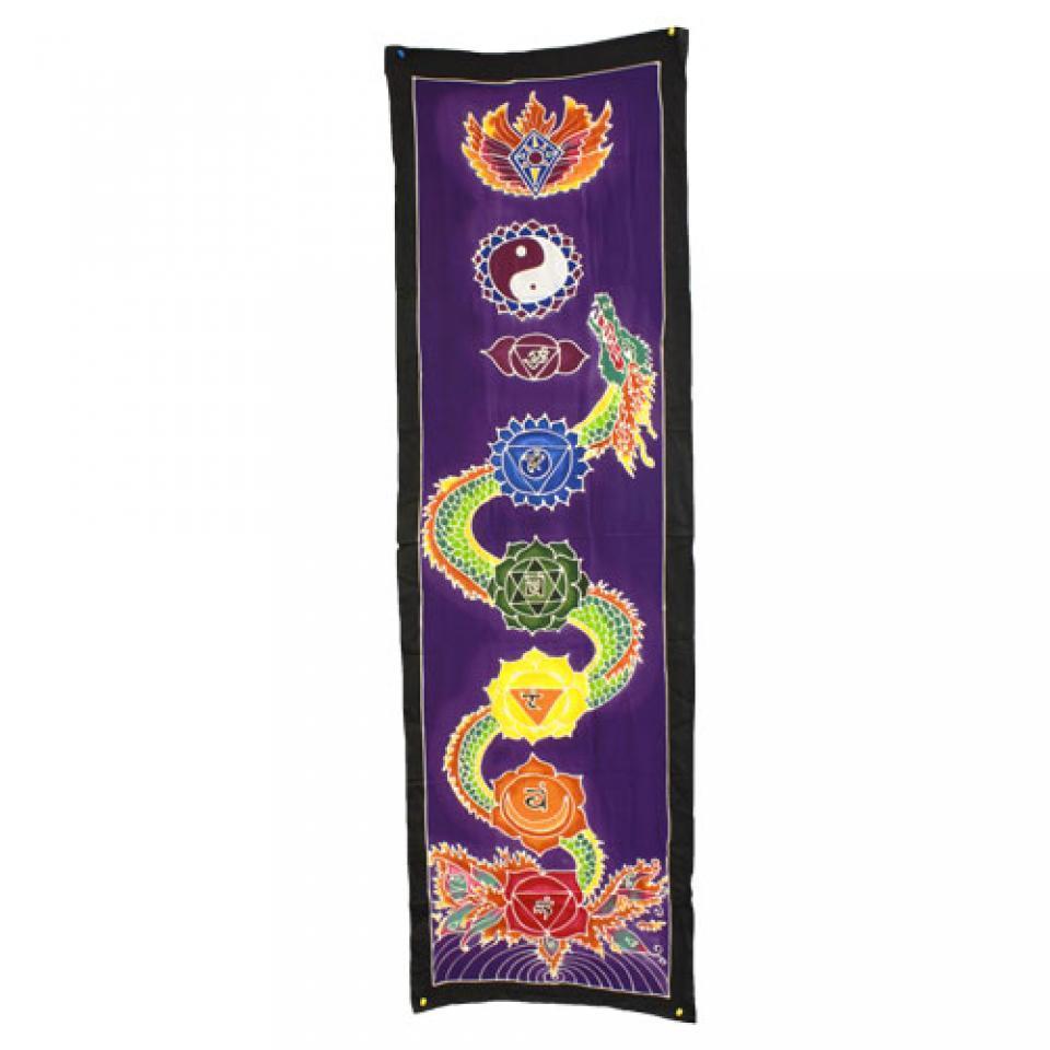 Wax Batik Wall Hanging