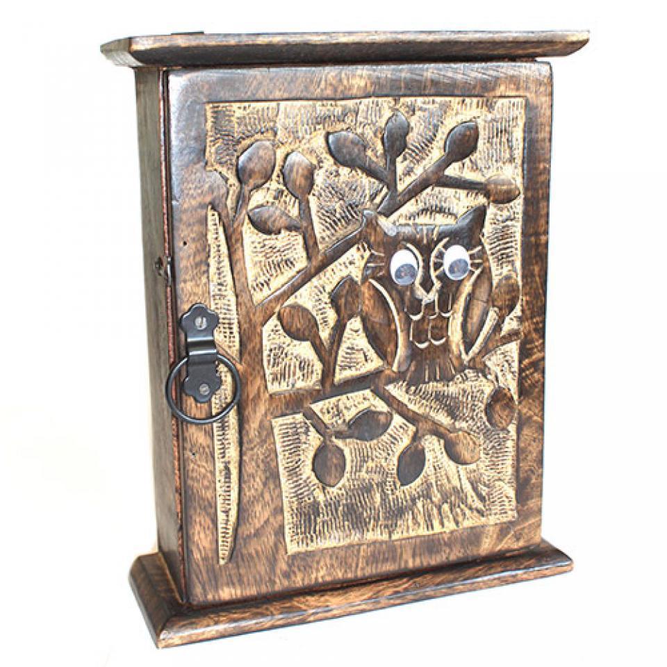 Owl Box
